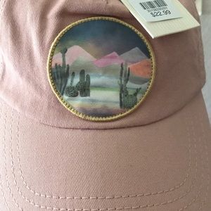 bbe8f19b5d499 Billabong Accessories - Pink Dad hat